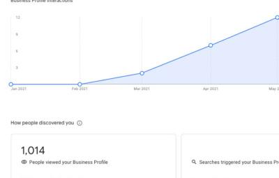 asheville google my business optimization
